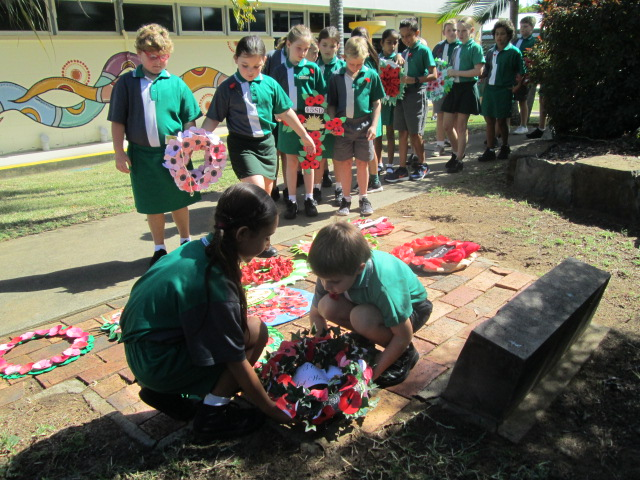 ANZAC Day Commemorative Service 2017