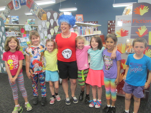 Book Week Lights Up Our World