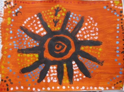 Year 4 Aboriginal Art