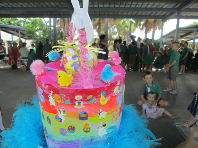 Easter Bonnet Parade 2015