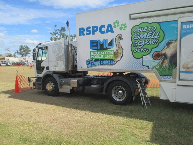 RSPCA Education Mobile Unit