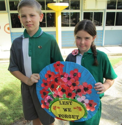 ANZAC Service at Glenmore