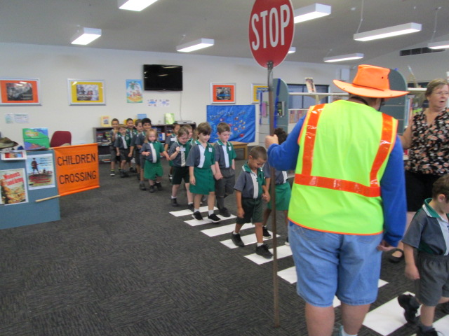 Road Safety visit 2017 - Preps