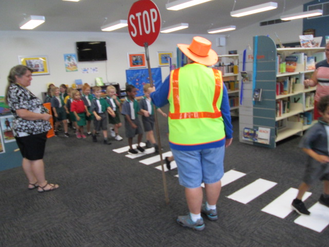 School Crossing Safety - Preps
