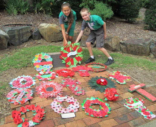 ANZAC Day at Glenmore