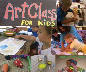 Free Art Workshops for Kids