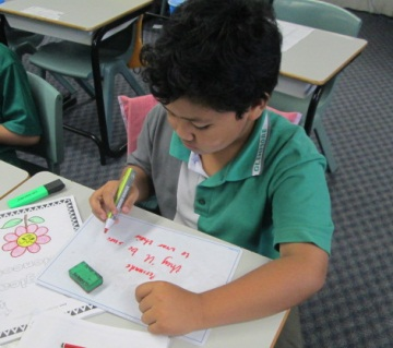 Glenmore's NAPLAN results improve.